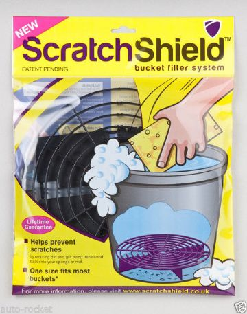 Scratchshield Bucket Guard - Black